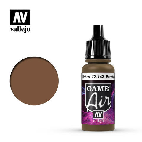 Game Air Beasty Brown 17 ml.