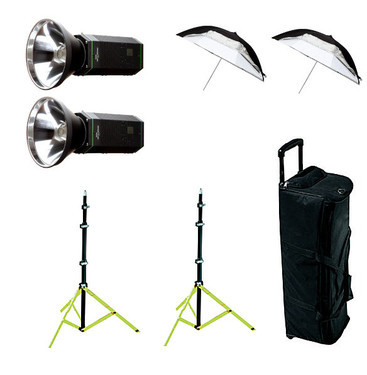 Raylab XENOS LED RLD-200 UU KIT
