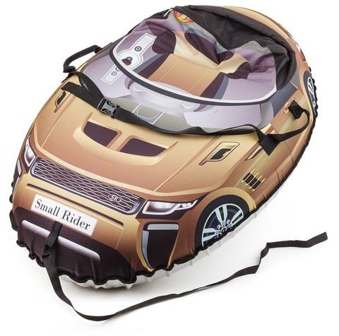 Тюбинг Small Rider Snow Cars BM Ranger бронза