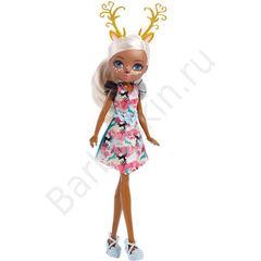 Кукла Дирла (Deerla Deer Forest) Лесная Фея Олененок - Игры Драконов (Pixie Dragon Games), Mattel