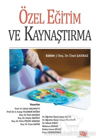 Kitab Özel Eğitim ve Kaynaştırma   Gönül Akçamete