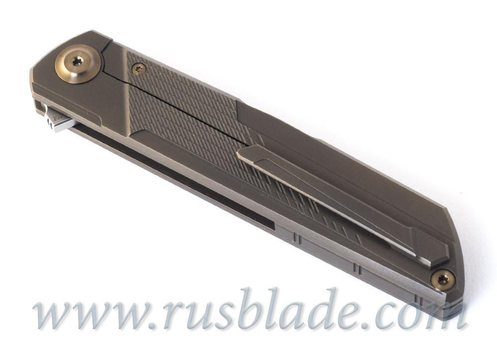 Cheburkov Dragon М390 Folding Knife Limited