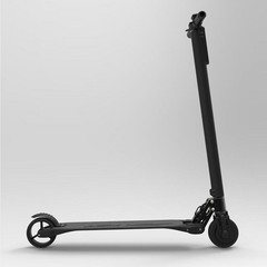 Электросамокат Carbon-Fiber-folding-Electric-Scooter
