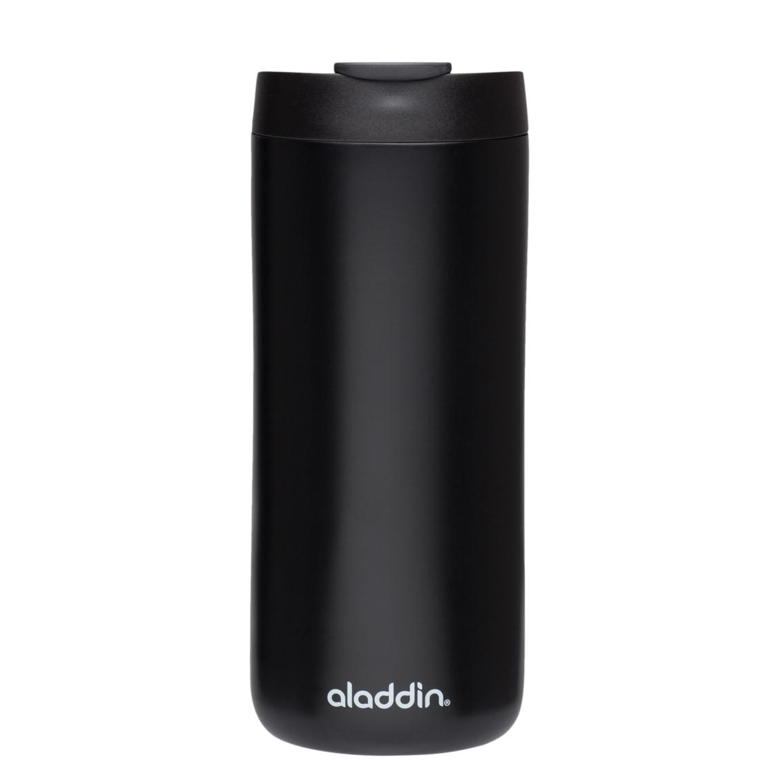 Термокружка Aladdin (0,35 литра) из нержавеющей стали черная