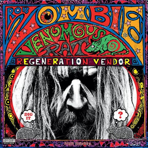 Rob Zombie / Venomous Rat Regeneration Vendor (LP)