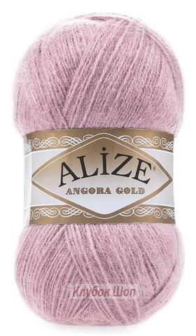 Angora GOLD Alize 295 Розовый - фото