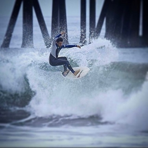 CHANNEL ISLAND Fred Rubble 6'4'' FUTURES