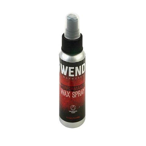 WEND Perfomance Wax Spray Universal Temp. 73.9 ml.