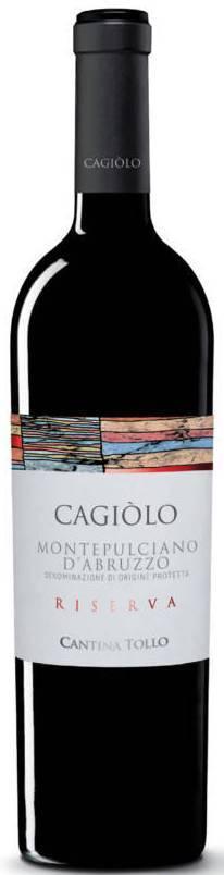 Cagiolo Montepulciano d'Abruzzo DOP Riserva