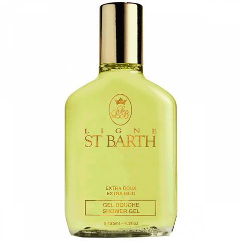 St Barth Гель для душа с ветивером и лавандой Extra Mild Shower Gel