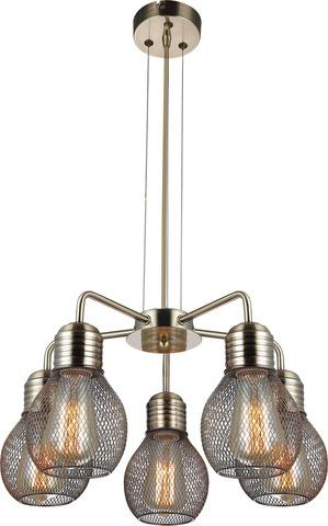 INL-6143P-05 Antique brass