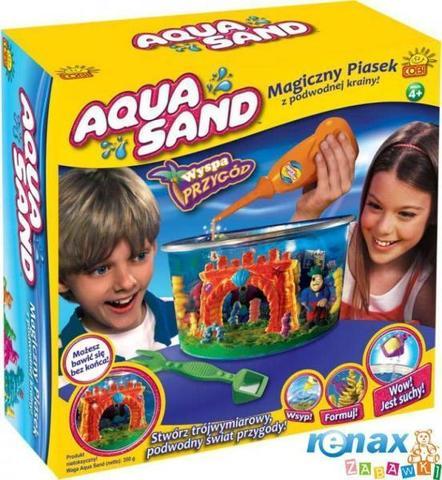 Aqua Sand - Набор Остров приключений