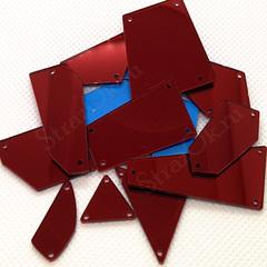 Купить пришивные стекла зеркала оптом Dark Siam в наборе