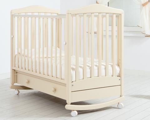 Детская кроватка Гандылян (Gandilyan)  Симоник качалка