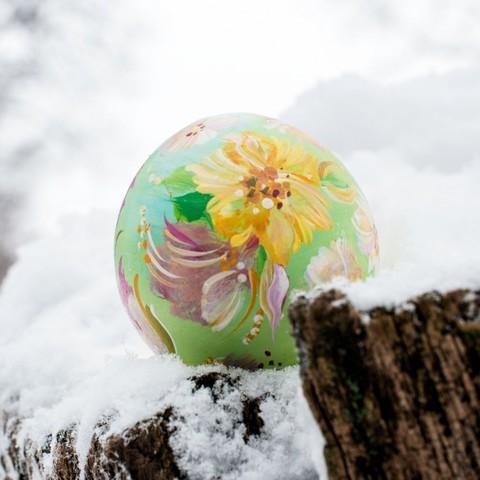 Звенящий шар