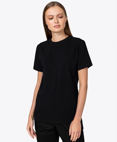 Классическая футболка Black
