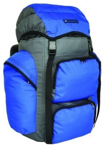Рюкзак туристический Манарага Тайга-50 (синий)