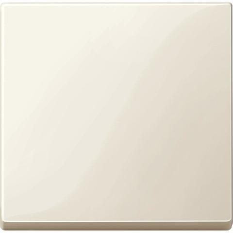 Выключатель одноклавишный проходной. Цвет Бежевый, блестящий. Merten. MTN3116-0000+MTN432144
