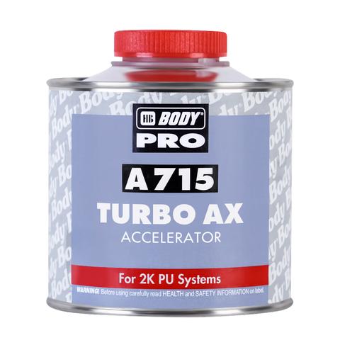 Ускоритель сушки Body TURBO AX0.5л