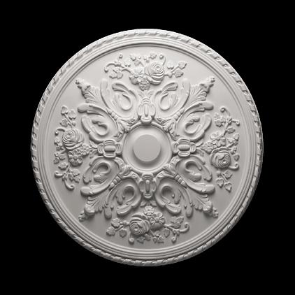 Розетка Европласт из полиуретана 1.56.025, интернет магазин Волео