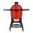 Керамический гриль Kamado Joe Classic III, 55 см (красный), с ножками и столиками