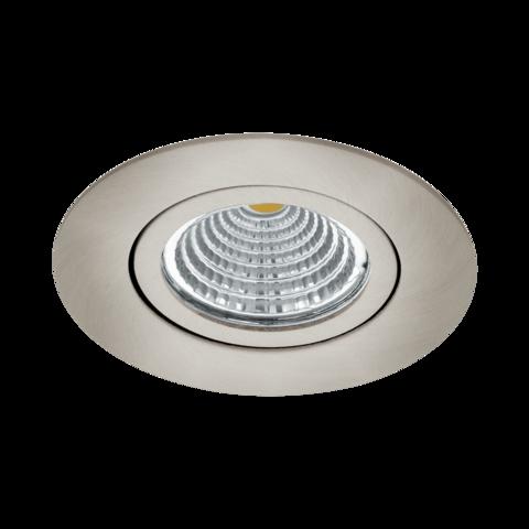 Светильник светодиодный встраиваемый  диммируемый c регулировкой Eglo SALICETO 98303