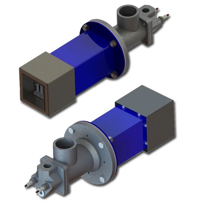 ПРОМА-ГГ2, горелка газовая (короткофакельная)