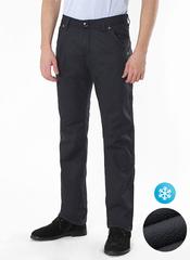 BG198Y/H01 джинсы мужские утепленные