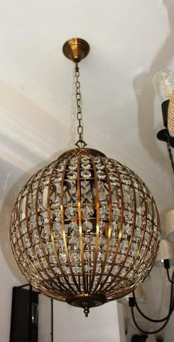vintage chandelier  01-08 ( by Funky Vintage )