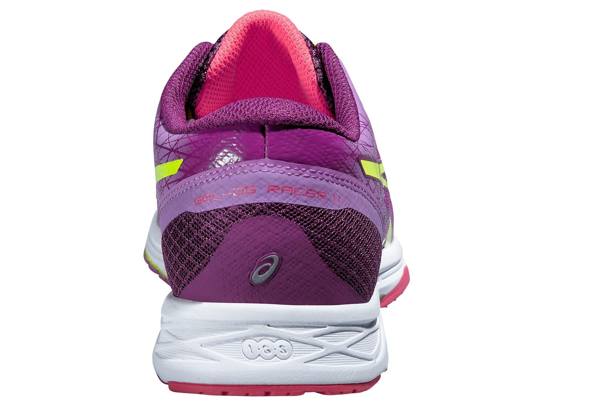 Женские беговые кроссовки марафонки Asics Gel-DS Racer 11 (T677N 3507) фото