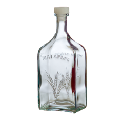 Бутылка стеклянная 1.2 л «Магарыч»