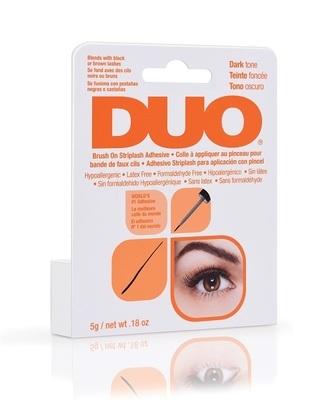 Клей для ресниц DUO Dark Brush On Adhesive 5 гр.