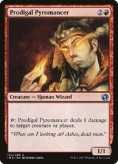 Prodigal Pyromancer (Фойл)