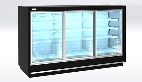фото 1 Низкотемпературный шкаф ITALFRIGO MILAN S с выносным холодоснабжением на profcook.ru