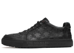 Кеды Мужские Philipp Plein Low-Top Classic Embossed-Logo