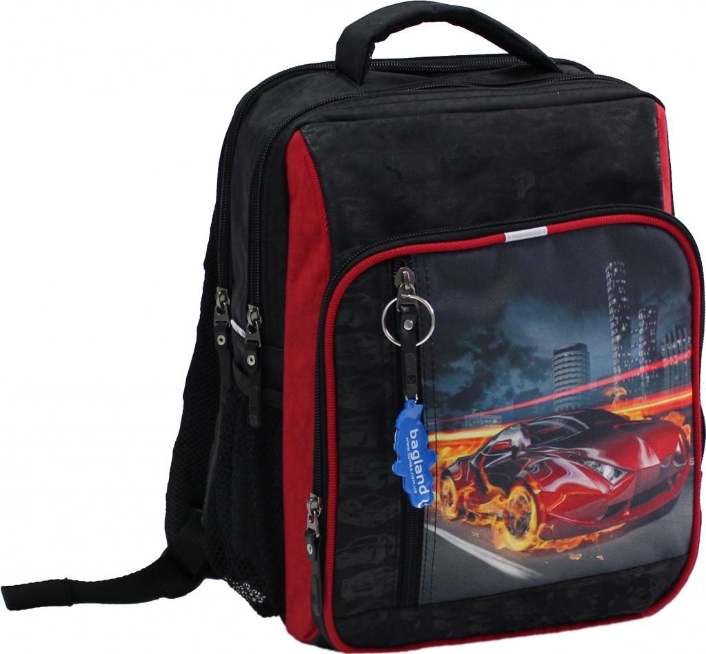 Школьные рюкзаки Рюкзак школьный Bagland Школьник 8 л. Черный (машина 23) (00112702) 9ec4852786ef1b3dcac42d48d0f743a8.jpg