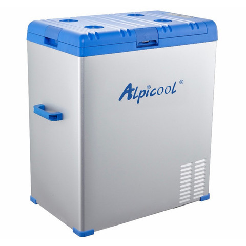 Компрессорный автохолодильник ALPICOOL A75 (75 л.) 12-24-220В