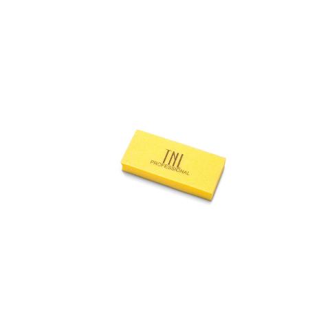 Баф medium - желтый в индивидуальной упаковке