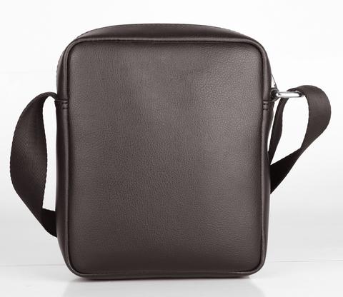Кожаная сумка-планшет через плечо Cross Volt, brown, фото 3