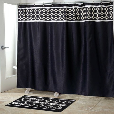 Элитная шторка для ванной Avanti Williamsberg Keswick