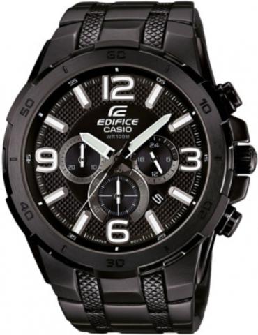 Купить Мужские часы CASIO EDIFICE EFR-538BK-1AVUEF по доступной цене