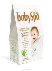 Herbal Baby Spa. Травяной сбор Здоровый румянец 45 г