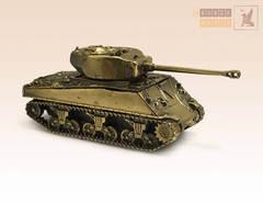 Танк Шерман (масштабная модель)