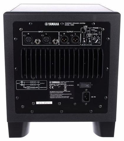 Студийный монитор Yamaha HS 8S
