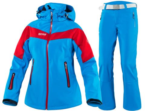 8848 Altitude June/Spin горнолыжный костюм для женщин