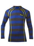 Bergans термобелье футболка 1974 Fjellrapp Youth Shirt Warm Cobalt