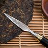 Нож для Пуэра, черное дерево
