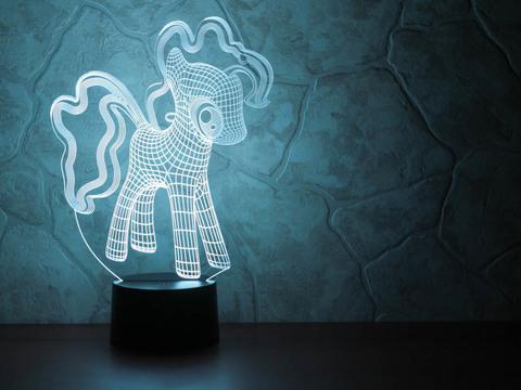 Светильник Little Pony