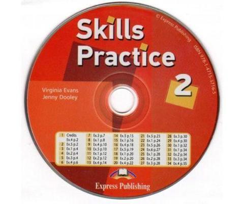 Skills Practice 2. Audio CD (international). Аудио CD