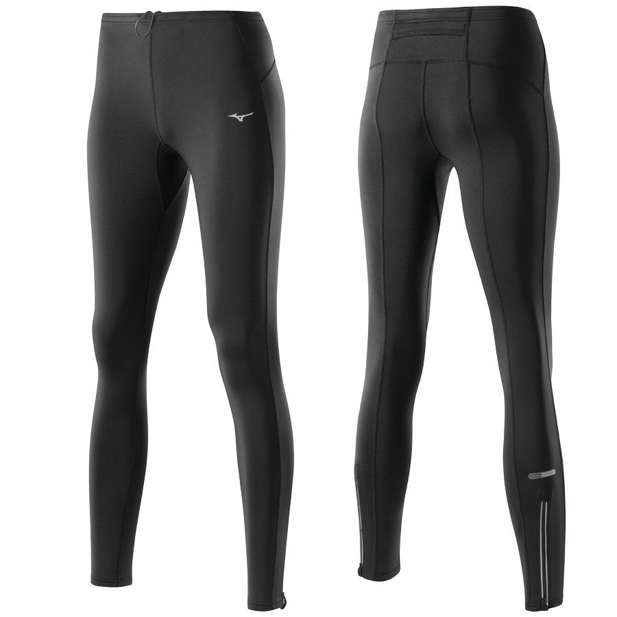 Женские тайтсы Mizuno Warmalite Long Tights black (77RT370 09) фото